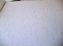 early raindrops (pencil)